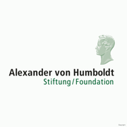 Logo Alexander von Humboldt-Foundation